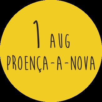 August 1st - Proença