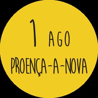 01 de Agosto - Proença