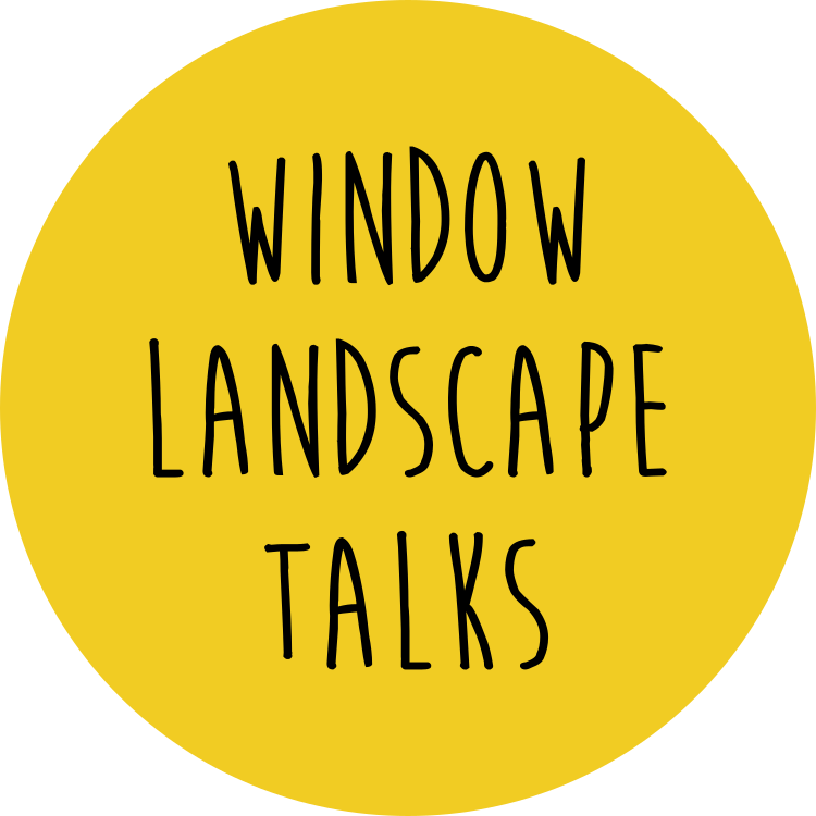 At The Window - Landscape Talks