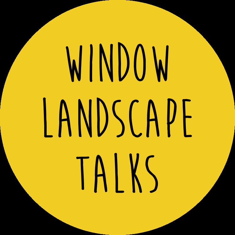 At The Window - Landscape Talks