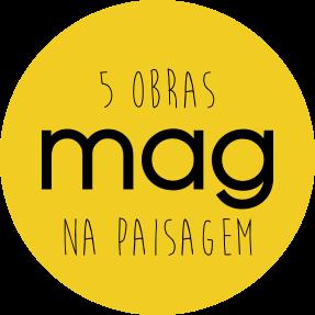 5 obras MAG